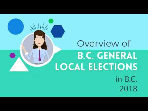Overview of BC General Local Elections 2018