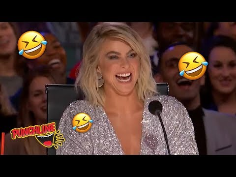 NERVOUS COMEDIAN Has The BEST ONE LINERS EVER On America's Got Talent 2019!