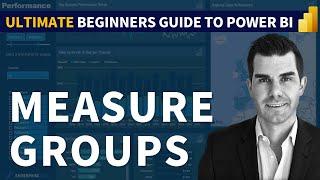 مجموعات قياس - (1.9) في نهاية المطاف دليل المبتدئين إلى السلطة BI