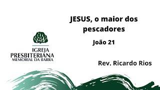 Culto Matutino | Rev. Ricardo Rios