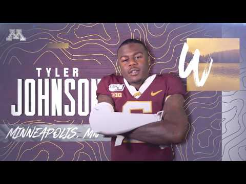 Gopher Blog - Highlights: Tyler Johnson vs. Georgia Southern | KFAN 100.3 FM