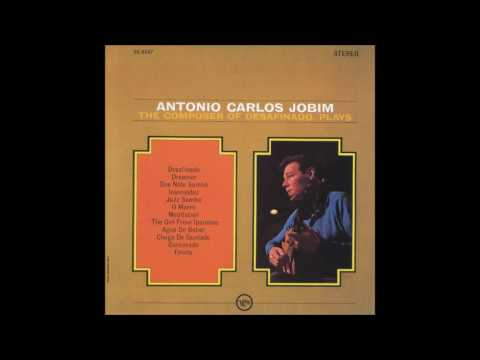 Antonio Carlos Jobim - The Composer of Desafinado Plays (1963)