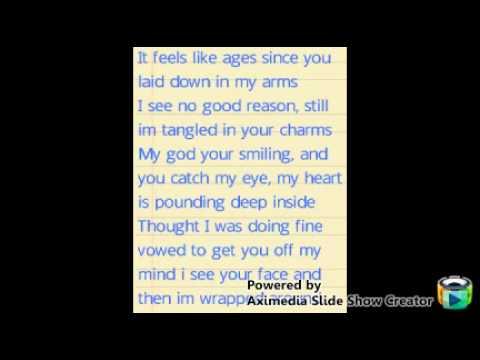 Wrapped by George Strait lyrics-1.mp4