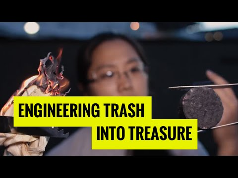 Engineering Trash Into Treasure (Science Out Loud S2 Ep4)