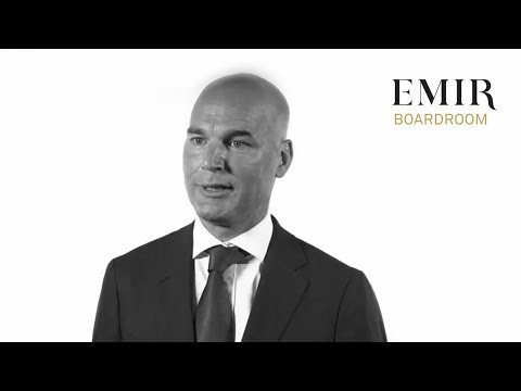EMIR | Arjen Radder | CEO of Middle East & Turkey | Philips