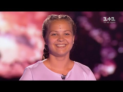 Veronika Kovalenko 'Tayet lyod' – Blind Audition – Voice.Kids – season 4