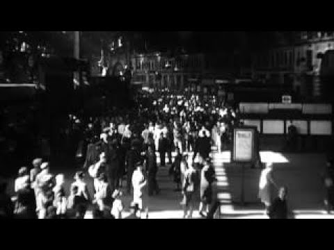 Power Lines - 1944 Electricity Cable Educational Documentary - WDTVLIVE42