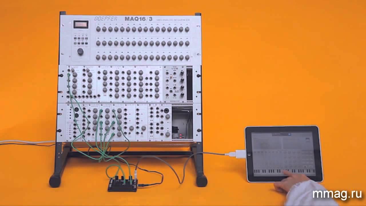mmag.ru: Teenage Engineering OP-1 video review - YouTube