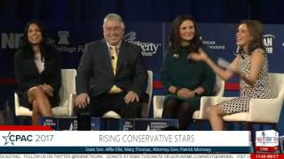 Rising Conservative Stars- CPAC 2017