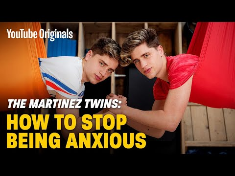 Can We Stop Being Anxious About Being Anxious? | The School of The Martinez Twins