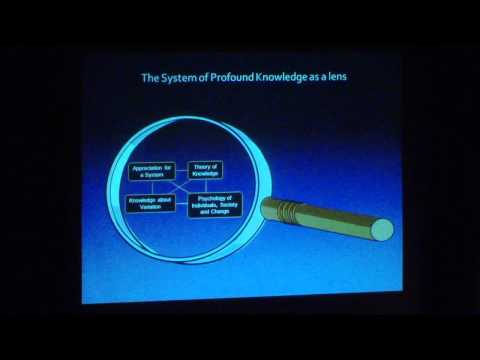Ian Bradbury - Deming 101 - The Deming System of Profound Knowledge®