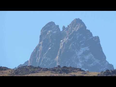 Climbing Mount Kenya in Kenya, Mountain Adventure Tours.