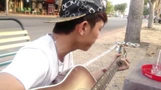 Giúp Anh Trả Lời Những Câu Hỏi Cover Guitar đường phố