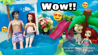 Video Barbie Berenang Hamil | Drama Dongeng Anak Boneka Barbie Duyung Bahasa Indonesia download MP3, 3GP, MP4, WEBM, AVI, FLV Agustus 2019