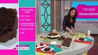 Bethenny's Healthy Chocolate Cake Recipe