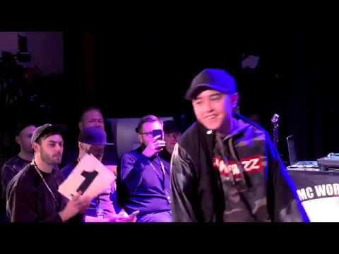 2018 Battle for World Supremacy Final: DJ K-Swizz (NZ) V DJ Syunsuke (Japan)