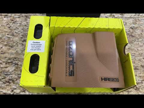 Ozonics HR-230 Scent Elimination Device Review Unboxing