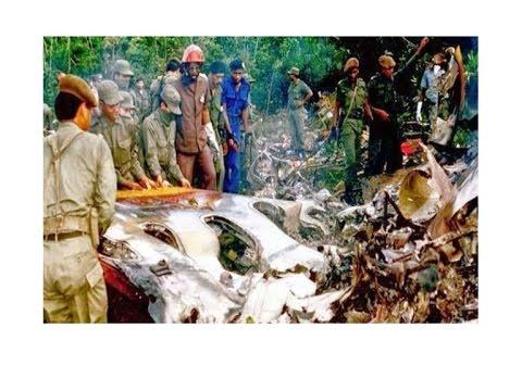 7 juni 1989 SLM Ramp Vlucht PY 764