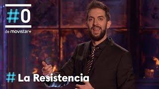 LA RESISTENCIA - Monólogo de David Broncano | #LaResistencia 01.02.2018