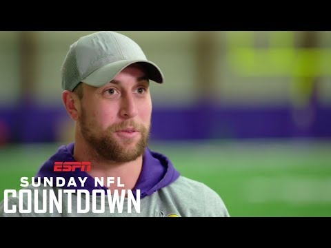Adam Thielen tells Randy Moss this team has hunger to win in
