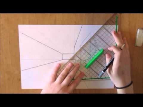 Zeichnen lernen: Fluchtpunktperspektive