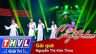 thvl  solo cung bolero 2014 - chung ket 3 nguyen thi kim thoa - gai que