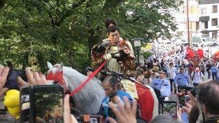 初夏の城下町を彩る金沢百万石まつりは、6月2日にメインの百万石行列が...