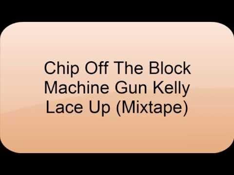 machine gun chip the block