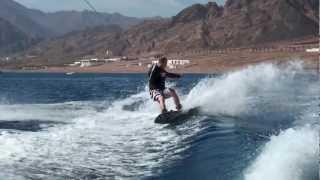 Wakeboarding Dahab 2012