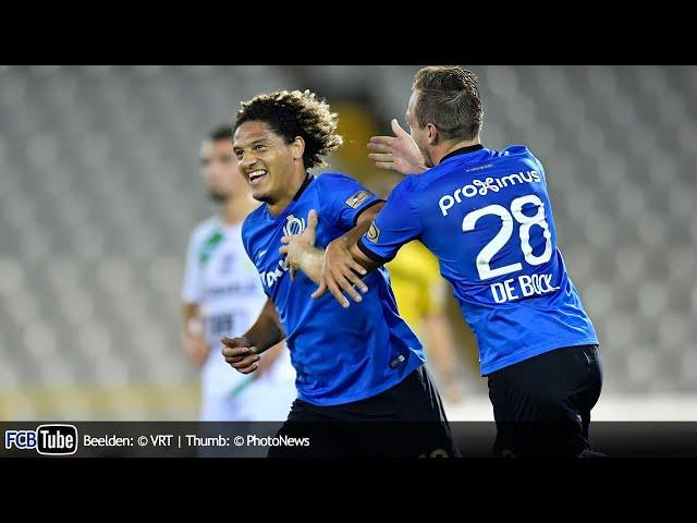 2016-2017 - Croky Cup - 01. 16de Finale - Club Brugge - Lommel United 3-1