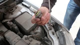 Замена ламп ближнего света Mitsubishi Lancer 10 (X)