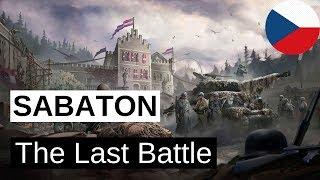 SABATON - The Last Battle (Poslední bitva) CZ text