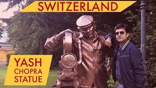 हिंदी- When I 'Met' Yash Chopra in Switzerland (Interlaken) - 2018