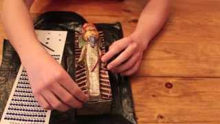 Lets Make a Sarcophagus (and a Mummy too!) - Craft & Project