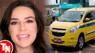 Kéfera é condenada a pagar 25 mil reais de indenização a taxista