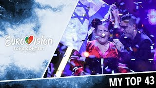 Eurovision 2018 | My Top 43 After Show