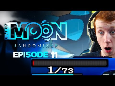 MY HEART STOPPED - Pokémon ULTRA Sun & Moon RANDOMIZER Nuzlocke Episode 11!