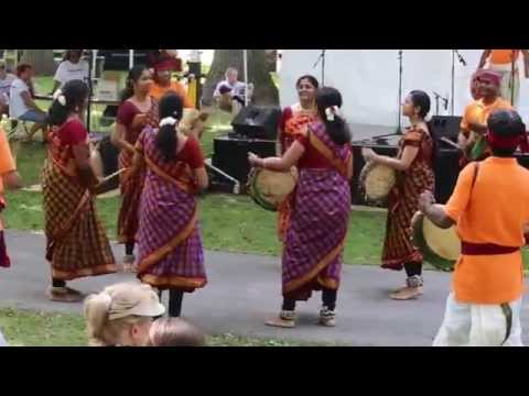Parai At Festival Of Nations, St. Louis