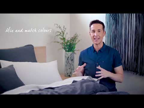 New Luxury Bed Linen and How to Style it