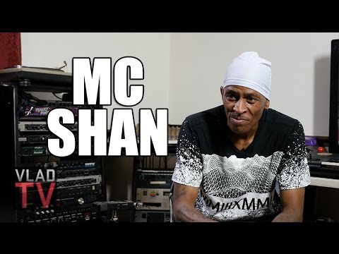 MC Shan on Creating The Bridge and Formation of The Juice Crew