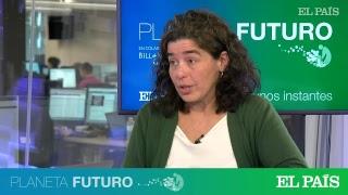 Entrevista con Pilar Orenes (Intermón Oxfam) | EL PAÍS