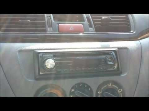Modifiedlife com mitsubishi outlander car radio