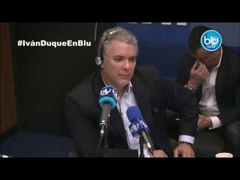 Entrevista completa: Ni soy títere ni Uribe es titiritero: Iván Duque| Blu Radio
