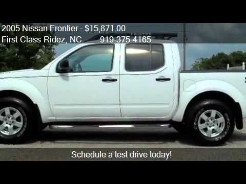 2005 nissan frontier nismo package for sale in zebulon. Black Bedroom Furniture Sets. Home Design Ideas