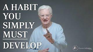 A Habit You Simply MUST Develop thumbnail
