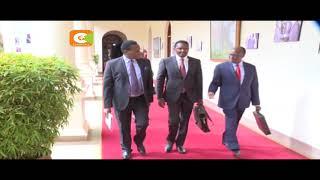 Rais na naibu wake washindwa kufikia muafaka