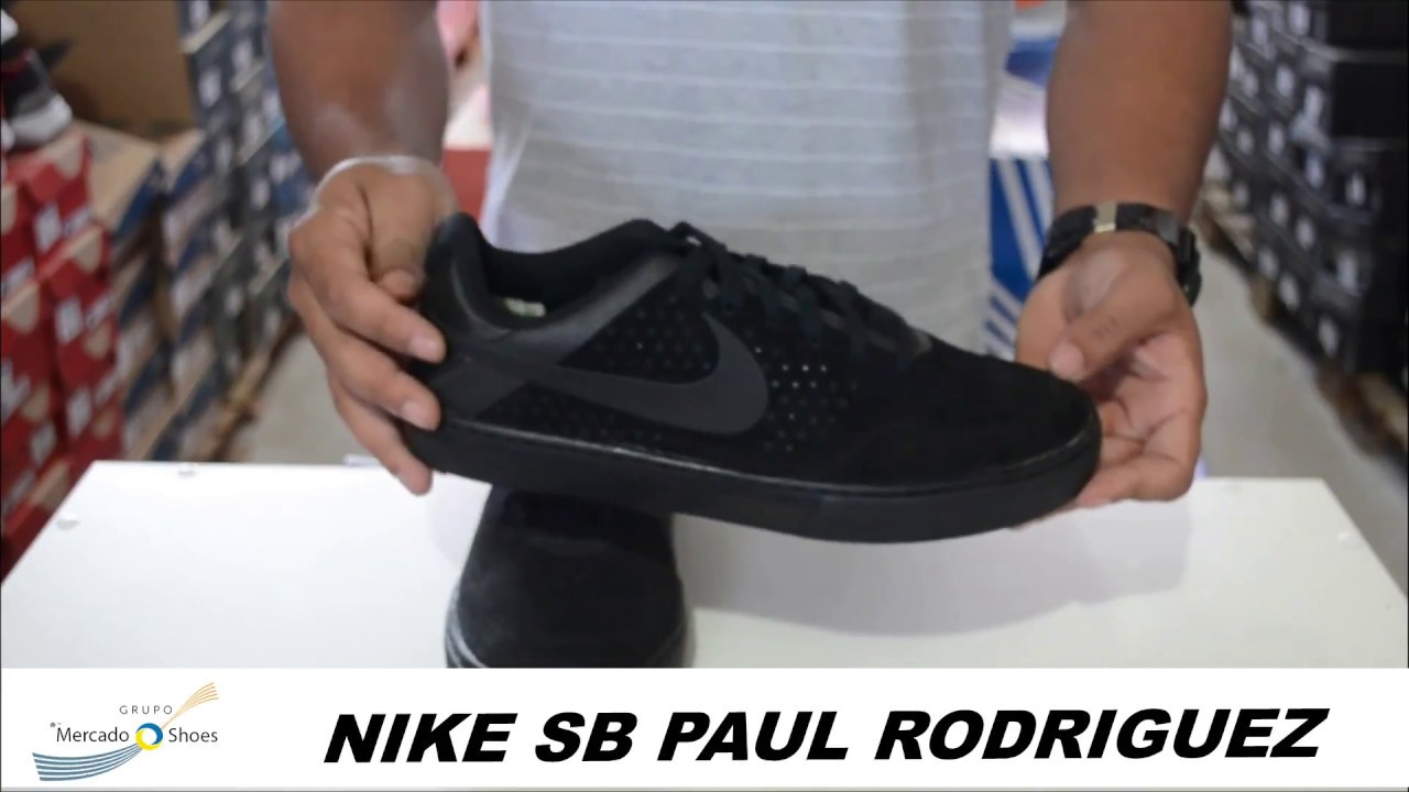 Tênis Nike PROD Paul Rodriguez  76c1d3e619cab