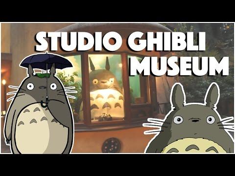 Studio Ghibli Museum Tour - Tourist Destination