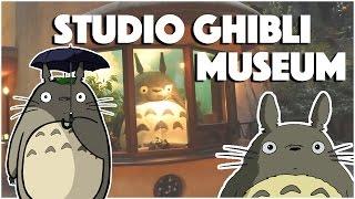 Studio Ghibli Museum Tour - Tourist Destination