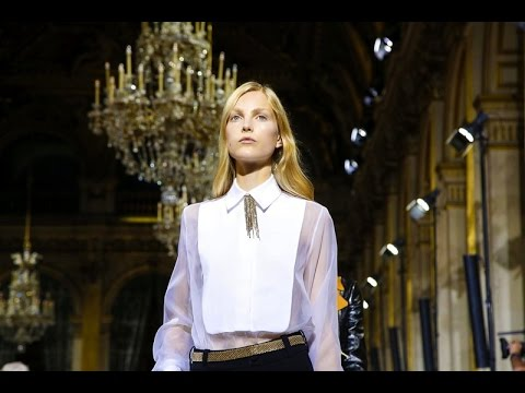Lanvin | Spring Summer 2017 Full Fashion Show | Exclusive